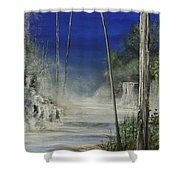 In The Mist Do Not Miss The Sea Shower Curtain