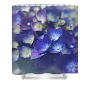 In The Morning Mists Shower Curtain