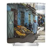 In The Souk Shower Curtain