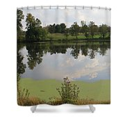 Incredible Creation Shower Curtain