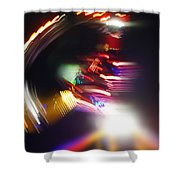 Indalo Man Shower Curtain