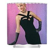 Indecentproposaldress Shower Curtain