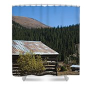 Independence Colorado Shower Curtain