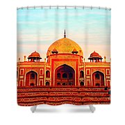 India 7 Shower Curtain