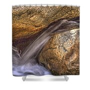 Indian Canyons 11 Andreas Canyon Shower Curtain