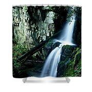 Indian Falls Shower Curtain