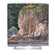 Indian Rock  Shower Curtain