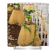 Indian Wedding Decor 5 Shower Curtain