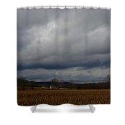 Indiana Farm II Shower Curtain