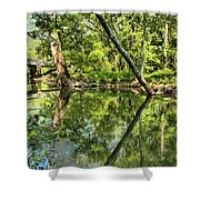 Indiana Reflections Shower Curtain