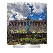 Indianapolis Indiana Westin Hotel Photograph By David Haskett Ii