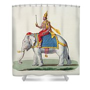 Indra Or Devendra, From Linde Shower Curtain