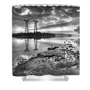 Industrial Light And Magic Shower Curtain
