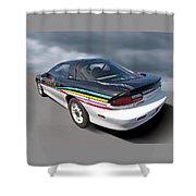 Indy 500 Pace Car 1993 - Camaro Z28 Shower Curtain