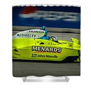 Indy Car 20 Shower Curtain