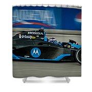 Indy Car 7 Shower Curtain