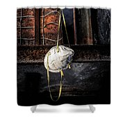 Infection Shower Curtain