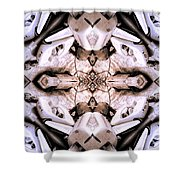 Infernal Combustion Engine Shower Curtain