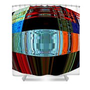 Infinity Ring 2 Shower Curtain