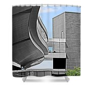 Information Technology Building Shower Curtain