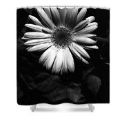 Infrared - Flower 05 Shower Curtain