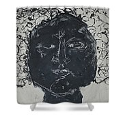 Ink And Four 1 Shower Curtain