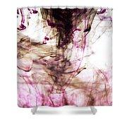 Ink Bath 2 Shower Curtain