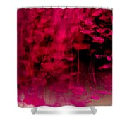 Ink Bath 4 Shower Curtain