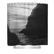 Inlet 2 Shower Curtain