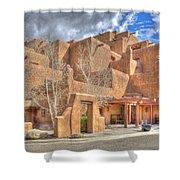 Inn At Loretto Santa Fe Nm Shower Curtain