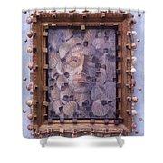 Inner Cacophany - Framed Shower Curtain