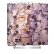 Inner Cacophany Shower Curtain