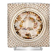 Inner Dome Shower Curtain