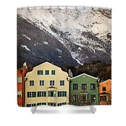 Innsbruck Shower Curtain