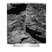 Inscription Rock 30 Shower Curtain