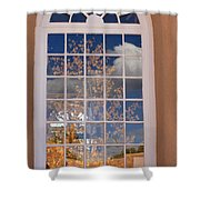 Inside And Out Shower Curtain
