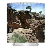 Inside The Grand Canyon Shower Curtain