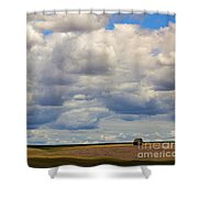 Insignificant Shower Curtain