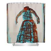 Inspired By Vuillard Shower Curtain