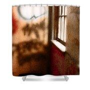Institution Shower Curtain