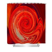 Intense Love Shower Curtain