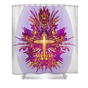 Interlude 28 Shower Curtain