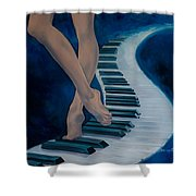 Intermezzo Shower Curtain