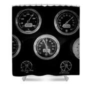 Internal Mechanics Uss Bowfin Pearl Harbor V3 Shower Curtain