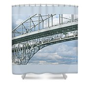 International Crossing Shower Curtain
