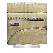 International L-120 Series Shower Curtain