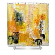 Interpretation Shower Curtain