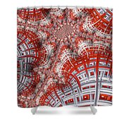 Intersecting Shower Curtain