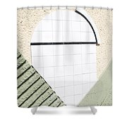 Interstate 10 Project Outtake_0010279 Shower Curtain