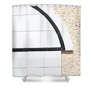 Interstate 10 Project Outtake_0010296 Shower Curtain